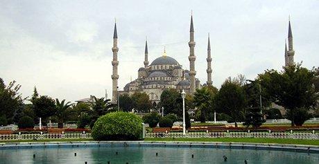 Стамбул - культурная столица Европы.