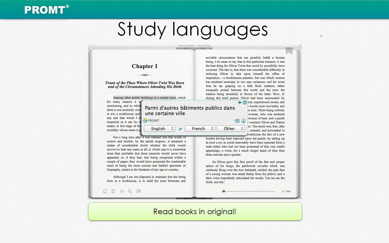 offline translator app for mac